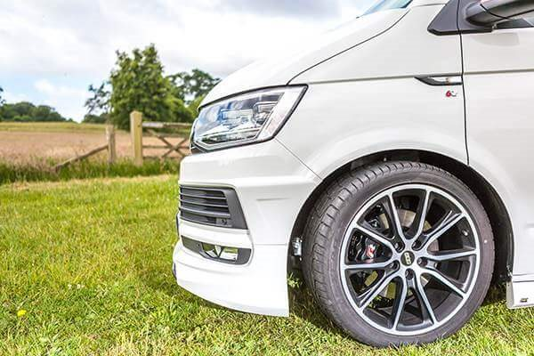 6R VW T6 Sportline Wheels