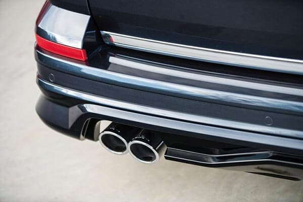 ABT T6 Exhaust