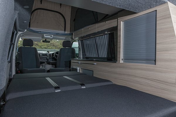 Scot Bed Camper Conversion
