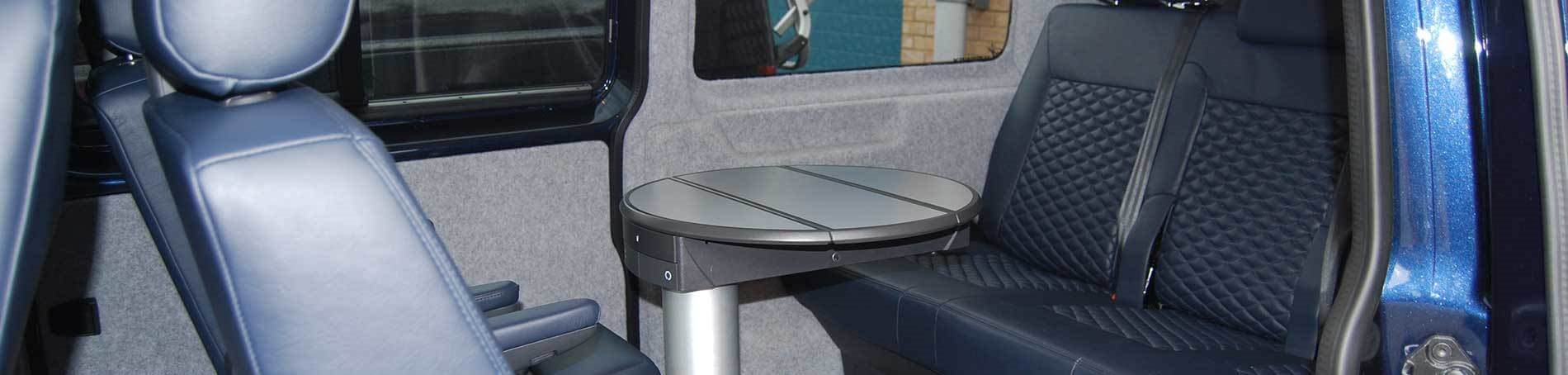VW T5 T6 Caravelle Conversion