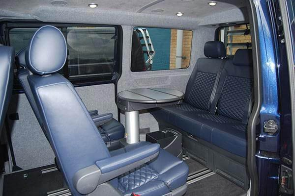 T5 Caravelle Conversion