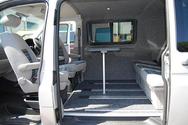 VW Caravelle Conversion