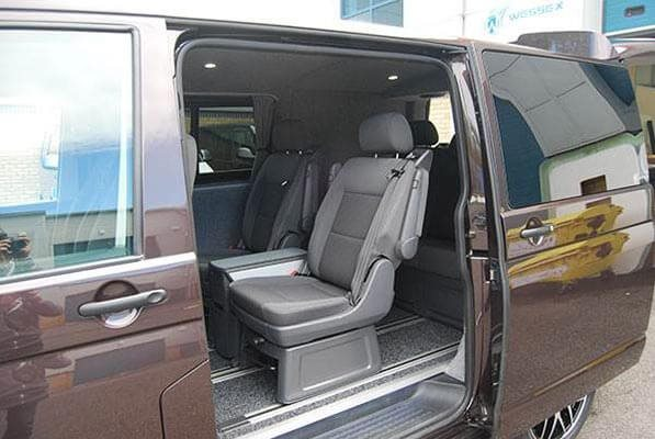 vw T6 Caravelle Conversion