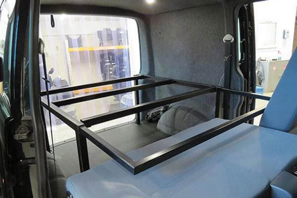VW Kombi Bed Frame