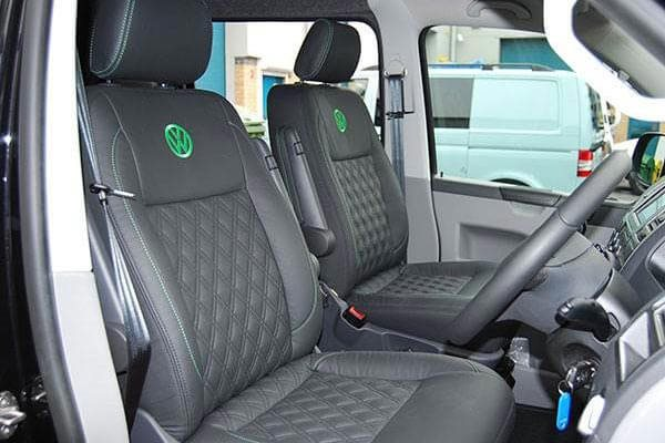 VW Seat Upholstery